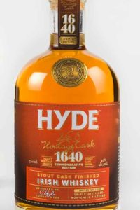 Hyde 4 år Stout Cask Finish Irish Whiskey, Blended Whisky, Bourbon Cask, Hibernia Distillers, Irsk Whiskey, Irsk Whisky, Sherry Cask