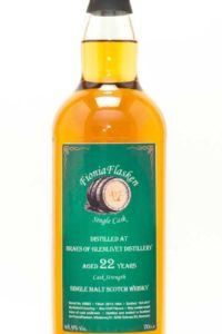 Braes Of Glenlivet 22 år Single Malt Cask Strength, Bourbon Cask, Skotsk Whisky, Speyside