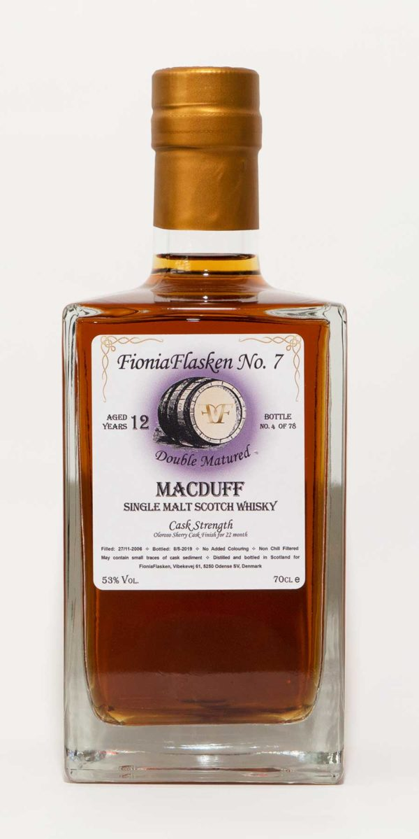 Macduff 12 års Single Malt, Double Matured
