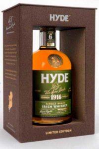 Hyde S6 års ingle Grain