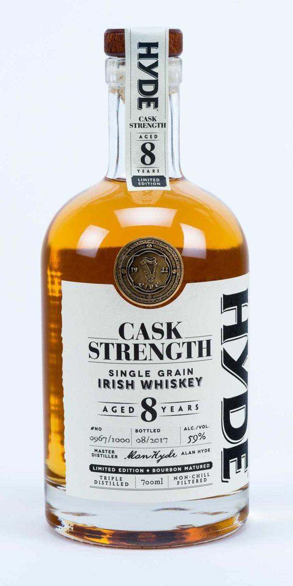 Hyde 8 års Single Grain Cask Strengt