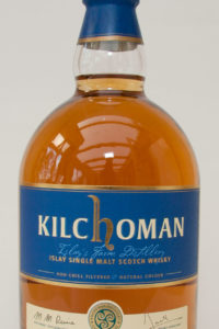 Bourbon Cask, Isle of Islay, Kilchoman, Skotsk Whisky