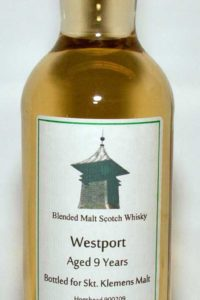 Westport 9 år Teaspooned Cask Strength, Bourbon Cask, Highland, Skotsk Whisky, Speyside, Teaspooned, Whiskybroker