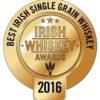 Hyde Single Grain Irish Whiskey ved Irish Whiskey Awards 2016 Best Irish Single Grain Whsikey