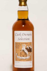 Caol Ila 12 år Double Matured: Bourbon Cask, Cask Strength, Islay, Sherry Cask Finish, Skotsk Whisky.
