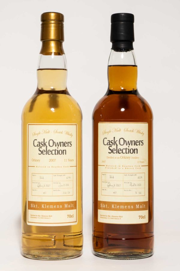 Orkney 11 & 13 år Double Matured